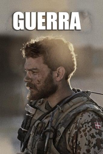 Guerra - Poster
