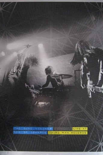 Poster of The Dead Weather: Sea Of Cowards - Live At Third Man Records
