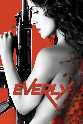 Poster of Everly