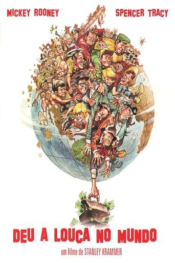 Deu a Louca no Mundo - Poster