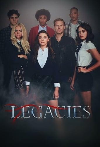 Legacies 2ª Temporada - Poster