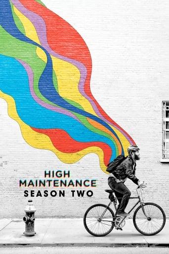 High Maintenance 2ª Temporada - Poster