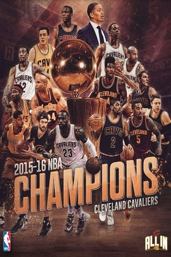 Poster of 2016 NBA Champions: Cleveland Cavaliers