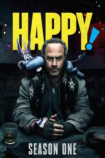 Hepis / Happy! (2017) 1 Sezonas EN žiūrėti online