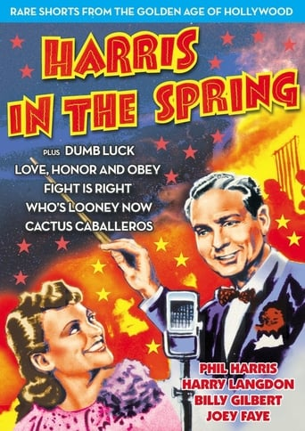 Poster of Harris in the Spring