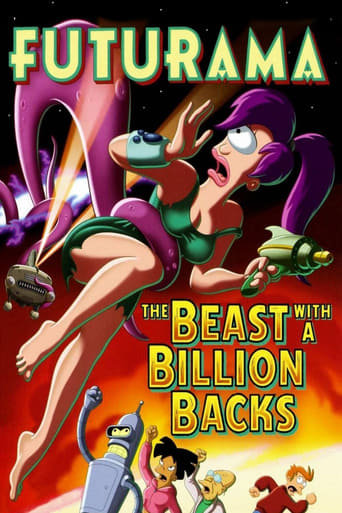 Futurama: The Beast with a Billion Backs poster