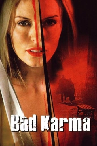 Poster of Bad Karma