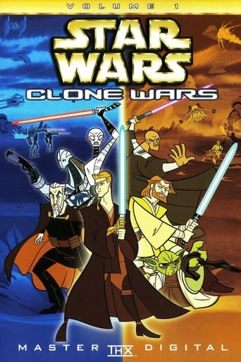 Cartoni animati Star Wars  Clone Wars — Volume 1 - Star Wars  Clone Wars 176825a44531