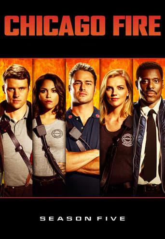Chicago Fire (2016) 5 Sezonas EN žiūrėti online