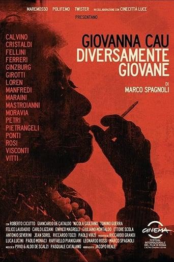 Poster of Giovanna Cau - Diversamente giovane