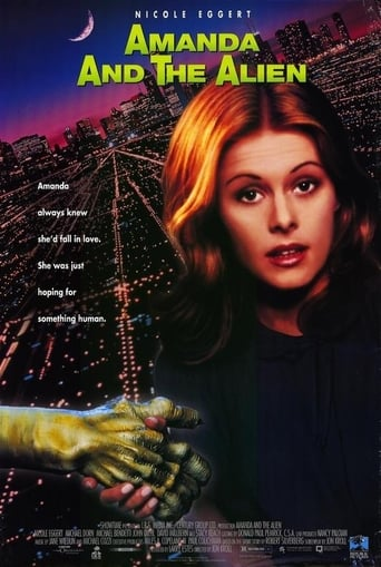 Poster of Amanda & The Alien