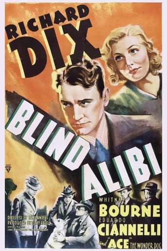 Poster of Blind Alibi