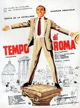 Poster of Destination Rome