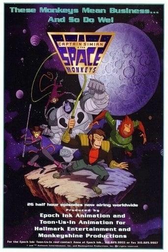 Capitulos de: Captain Simian & the Space Monkeys