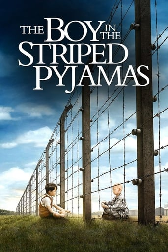 Poster of The Boy in the Striped Pyjamas
