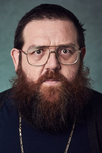 Nick Frost alias Alan (uncredited)