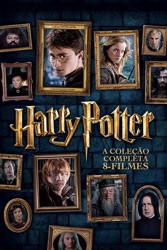 Coleção Harry Potter – Versão Estendida BluRay 720p | 1080p Dual Áudio – Torrent (2001 a 2011)
