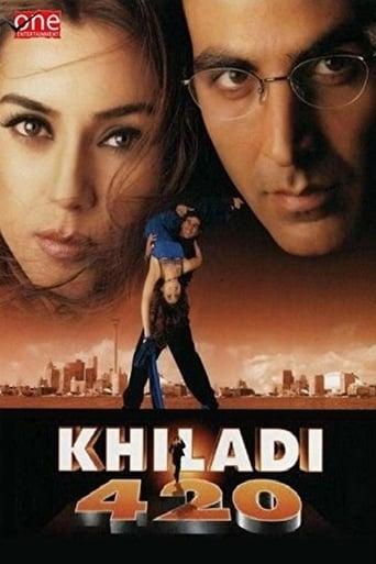 Poster of Khiladi 420