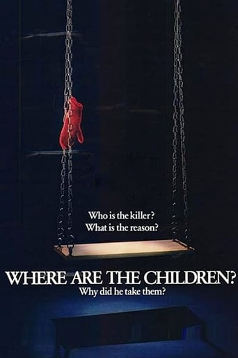 Poster of Where Are the Children?