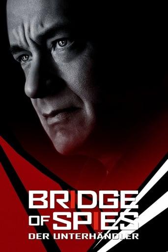 Bridge of Spies: Der Unterhändler - Thriller / 2015 / ab 12 Jahre