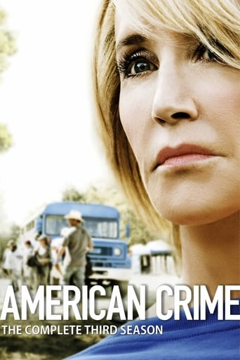 American Crime 3ª Temporada - Poster
