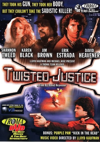Poster of Twisted Justice