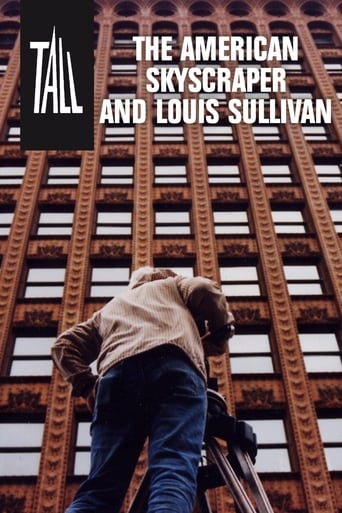 Poster of Tall: The American Skyscraper and Louis Sullivan