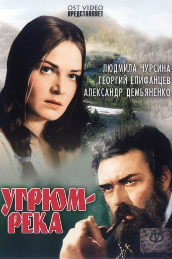 Poster of Угрюм-река