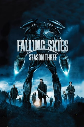 Falling Skies 3ª Temporada - Poster