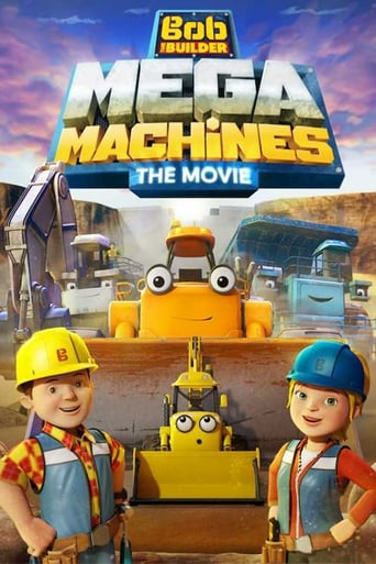 Poster for Bob the Builder: Mega Machines