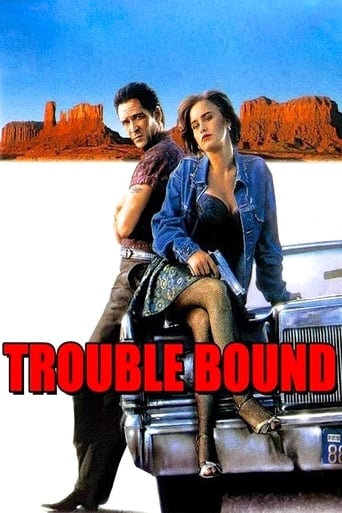 Poster of Trouble Bound