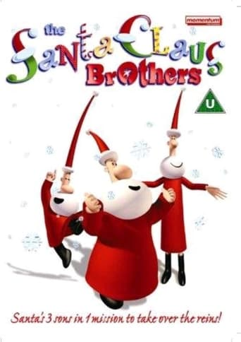 Poster of The Santa Claus Brothers