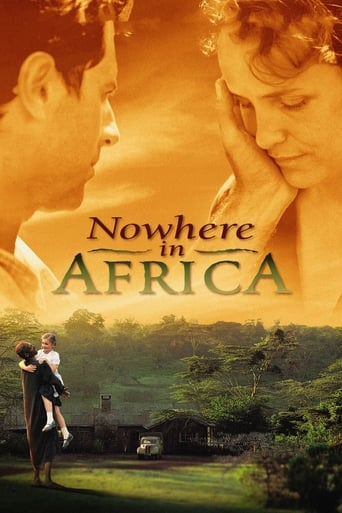 Poster of Nowhere in Africa