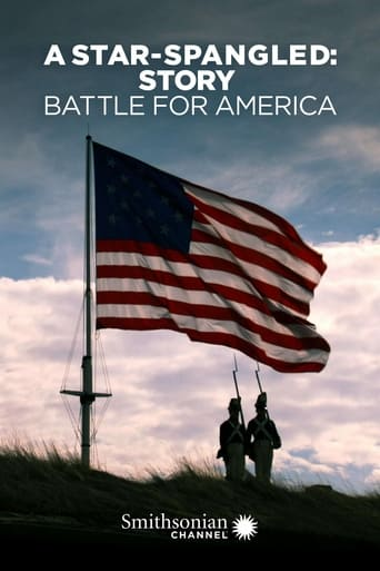 Poster of A Star-Spangled Story: Battle for America