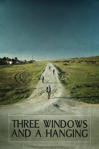 Three Windows and a Hanging Movie Poster