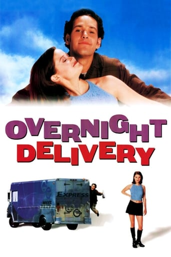 Poster of Overnight Delivery
