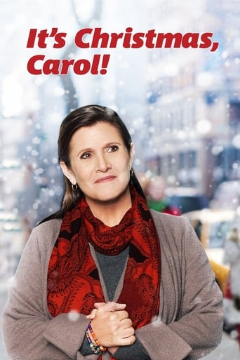 Poster of It's Christmas, Carol!