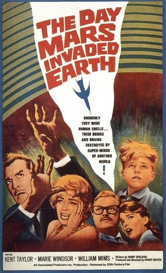 Poster of The Day Mars Invaded Earth