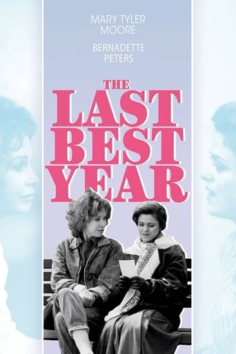Poster of The Last Best Year