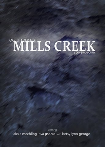 Poster of Occurrence at Mills Creek