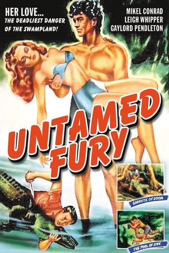 Poster of Untamed Fury
