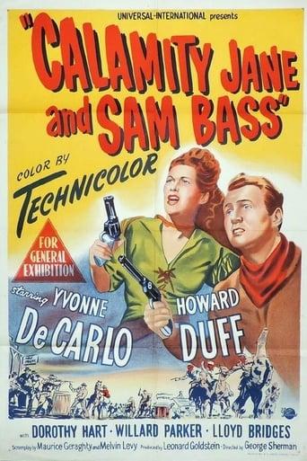 Poster of Calamity Jane and Sam Bass