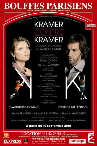 Poster of Kramer contre Kramer