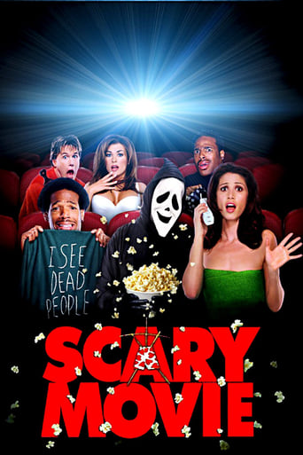 Poster of Scary Movie