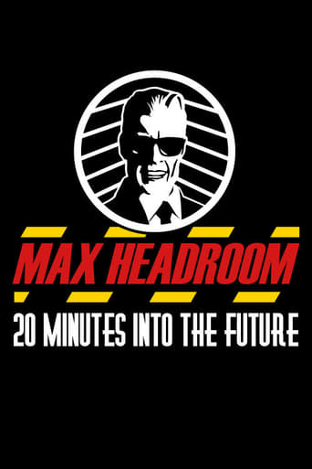 Poster of Max Headroom - 20 Minutes into the Future