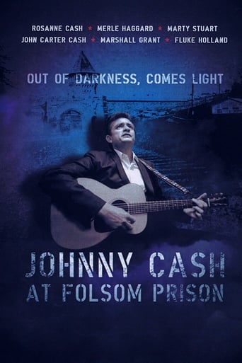 Poster of Johnny Cash at Folsom Prison