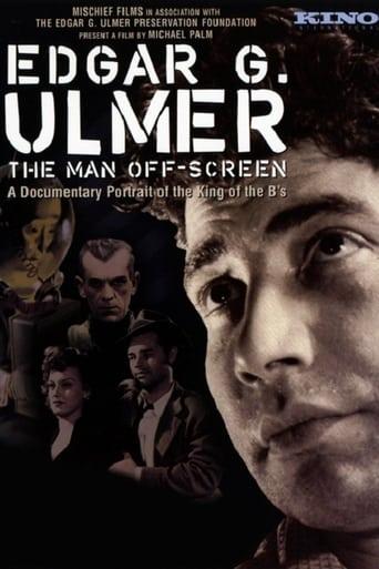Poster of Edgar G. Ulmer: The Man Off-Screen