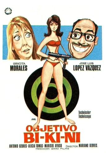 Poster of Objetivo: BI-KI-NI