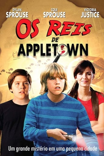 Poster of The Kings of Appletown