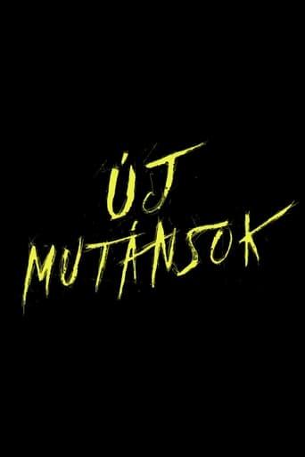 Poster of Új mutánsok